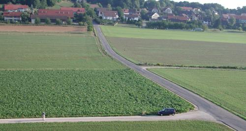 Habsburg airfield