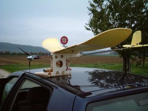 Wingo Porter with Lehner brushless motor